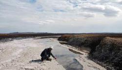 نقش دوگانه آب در بيابان زايي و مهار آن