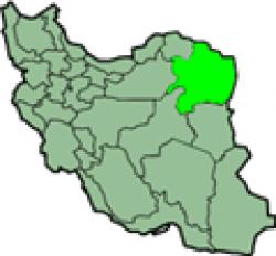 شهرستانهای استان خراسان رضوی