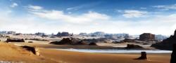 شگفتیهای آفرینش در کویر شهداد (استان کرمان)