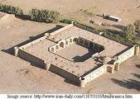 Maranjab's castle
