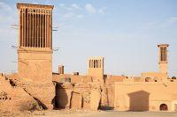 دومین شهر تاریخی جهان به كویر معنا بخشیده است