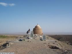 آرامگاه امامزاده عباس(ع) روستای رشم