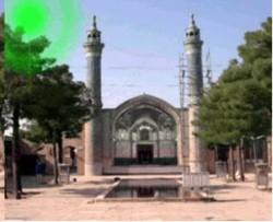 امامزاده هادي فرزند امام زينالعابدين(ع)اران و بیدگل