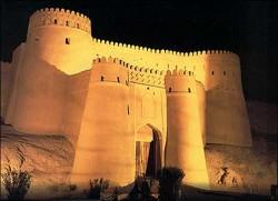 بناهای تاریخی شهر بم