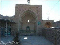 مسجد جامع سه قلعه خراسان جنوبی