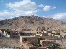 قبرستان باستانی «ايراج» روستای رشم شهرستان دامغان