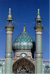 امامزاده محمد هلالبن علي(اران و بیدگل)