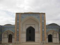 مسجد جامع شهرخورزوق