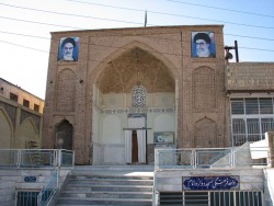 مسجد دوازده امام دولت آباد(برخوار)