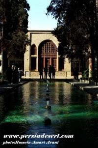 بنا های تاريخی كاشان