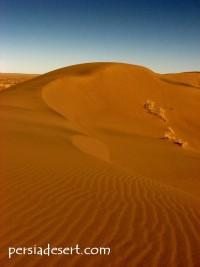 کویر مرنجاب-عکس:حسن ابراهیمی