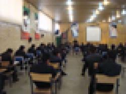 کارگاه آموزشی بیماری ایدز برای نیروهای انتظامی شهرستان آران و بیدگل برگزارشد