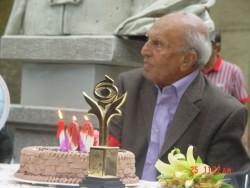 مراسم نکوداشت يکصدمين سال تولد پروفسور گنجي