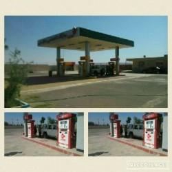راه اندازی پمپ بنزین و گازوئیل در مسیر مرنجاب