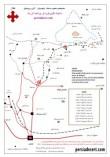 جدید ترین کروکی و نقشه کویر مرنجاب منتشر شد